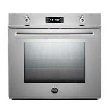 Bertazzoni F30 PRO XV 30  Pro Series Convection Single Oven in Stainless Steel