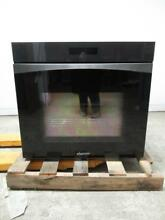 Dacor Preference 30 Inch Sabbath Mode Single Black Electric Wall Oven PO130AG