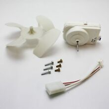 W10124096 For Whirlpool Refrigerator Condenser Fan Motor