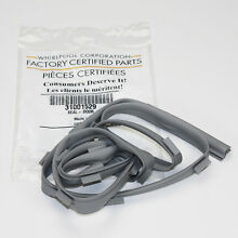 WP31001529 For Whirlpool Clothes Dryer Door Seal
