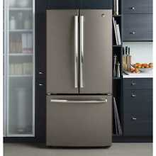 GE Series Energy Star 24 8 cubic foot French Door Refrigerator