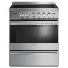 Fisher   Paykel 30  Electric Range