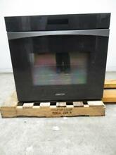 Dacor Preference 30  Sabbath Mode Single Black Electric Wall Oven PO130AG
