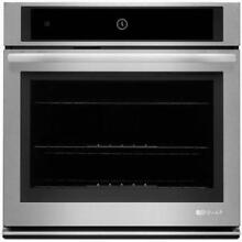 Jenn Air 27  4 3 Cu  Ft Stainless Single Electric Convection Wall Oven JJW2427DS