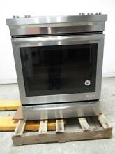 Jenn Air 30  7 10 Cu  Ft Euro Style Stainless Steel Dual Fuel Range JDS1450FS