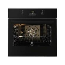 Electrolux Oven Electric Ventilated InfiSpace Quadro FQ93NEV Black