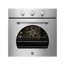 Electrolux Oven Electric Ventilated InfiSpace Rustico FR53X Stainless Steel
