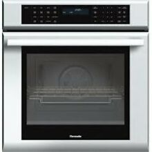 Thermador 27  4 2 cu ft SoftLight 13 Modes Single Electric Wall Oven SS MED271JS