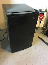 Compact 3 2 Cu Ft Fridge Mini Dorm Office Refrigerator Mini Freezer Cooler Black
