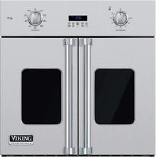 Viking Professional 7 Series 30 Inch Single SS French Door Wall Oven VSOF730SS