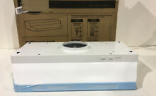 NuTone RL6300 30 in  Range Hood in White New Other  READ