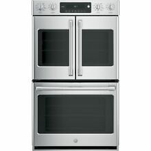 GE Caf  Series 30  Built In Double Convection Wall Oven