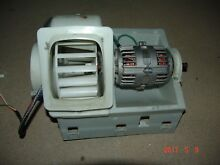 Fisher   Paykel  395222P Dryer Blower Motor and Fan Kit for FISHER   PAYKEL