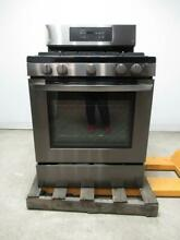 LG 30 Inch EvenJet  Fan 5 4 cu  ft  Oven Convection Gas Range LRG3081BD