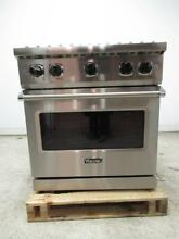 Viking Professional 5 Series 30  4 Burners Freestanding SS Gas Range VGR5304BSS