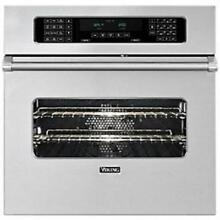 Viking Professional Premiere Series 30  Single Electric Wall Oven VESO5302TSS