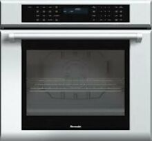 Thermador 30  4 7 Single True Convection Stainless Electric Wall Oven ME301JP