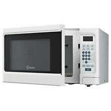 Westinghouse White 1 1 Cubic Feet Microwave