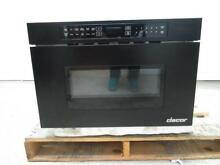 Dacor Renaissance 24  Sensor Cooking 950 Watts Black Microwave Drawer RNMD24B