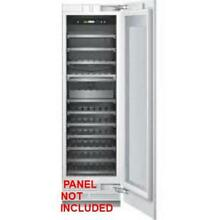 Thermador Freedom Collection 24  Built in Fully Flush Wine Column T24IW800SP