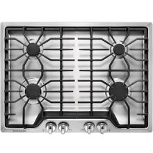 Frigidaire FFGC3026SS 30  Gas Sealed Burner Stainless Steel Cooktop