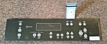 New OEM Whirlpool Oven Switch Membrane   User Touch Pad WP8304272