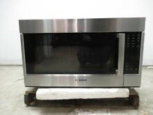 Bosch 800 Series 30  White LED Over The Range SS Convection Microwave HMV8053U