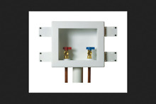 Oatey Washing Machine Outlet Box 1 2 in