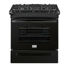Frigidaire Gallery 30  Slide In Gas Range