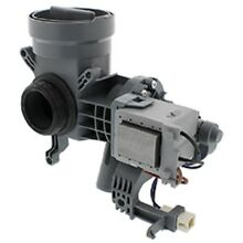 New Drain Pump for Whirlpool Kenmore Washer W10425238