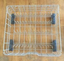 GE General Electric Dishwasher Dish Washer Lower Rack WD28X21715 w  Wheels