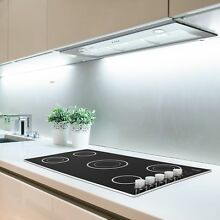 Ancona Inserta Plus 36 in  Built In Range Hood in Stainless Steel