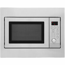 GDHA UIMW600 46CM High 23L 900W Integrated Built In  Microwave   Stainless Steel