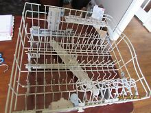 Kenmore Elite Dishwasher Upper Dish Rack W10727422 Assembly with Wheels