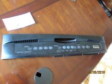 Kenmore Elite Dishwasher WP8558957 CONTROL PANEL Whirlpool Only Used 2 Weeks