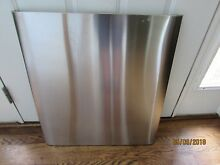 Kenmore Elite Dishwasher Outer Panel Door Stainless Steel WPW10137616 8563453