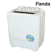 Refurbished Panda Portable Twin Tub Washing Machine XPB36