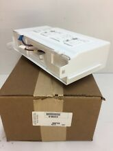 W10864518 WHIRLPOOL REFRIGERATOR ICE ADAPTOR AND FAN MOTOR  NEW PART