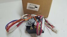 WE15X23895 GE DRYER TIMER AND HARNESS  NEW PART