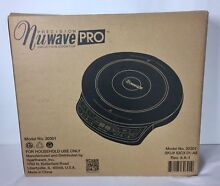 Nuwave Pro Precision Cooktop 30301 New In Box