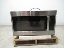 Bosch 500 Series 30  2 1 c ft  1100 Watts Over the Range Microwave Oven HMV5053U