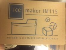 NEW    OEM Frigidaire Electrolux Ice Maker Kit   IM115