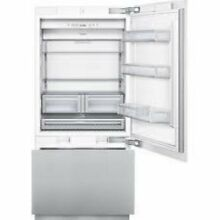 Thermador Freedom 36  Built in Flush Bottom Freezer Refrigerator CP T36IB800SP