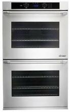 Dacor Renaissance 30  4 8 cu ft Double Electric COnvection SS Wall Oven RNO230S