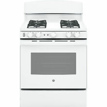 GE 30 inch Free Standing Gas Range