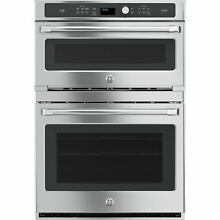 GE Cafe Series 30 inch Combination Double Wall Oven  Convection and Advantium
