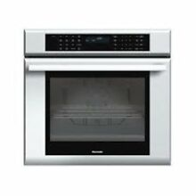 Thermador Masterpiece 30  13 Modes Single Electric Oven Stainless MED301JS IG