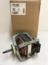 WE17M67 GE DRYER MOTOR  NEW PART