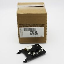 WP22001682 For Whirlpool Washing Machine Lid Switch