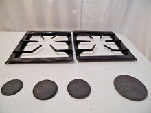 Maytag Stove Range Oven JDS9860BDS Grill Grate   Accessories Black Rectangular